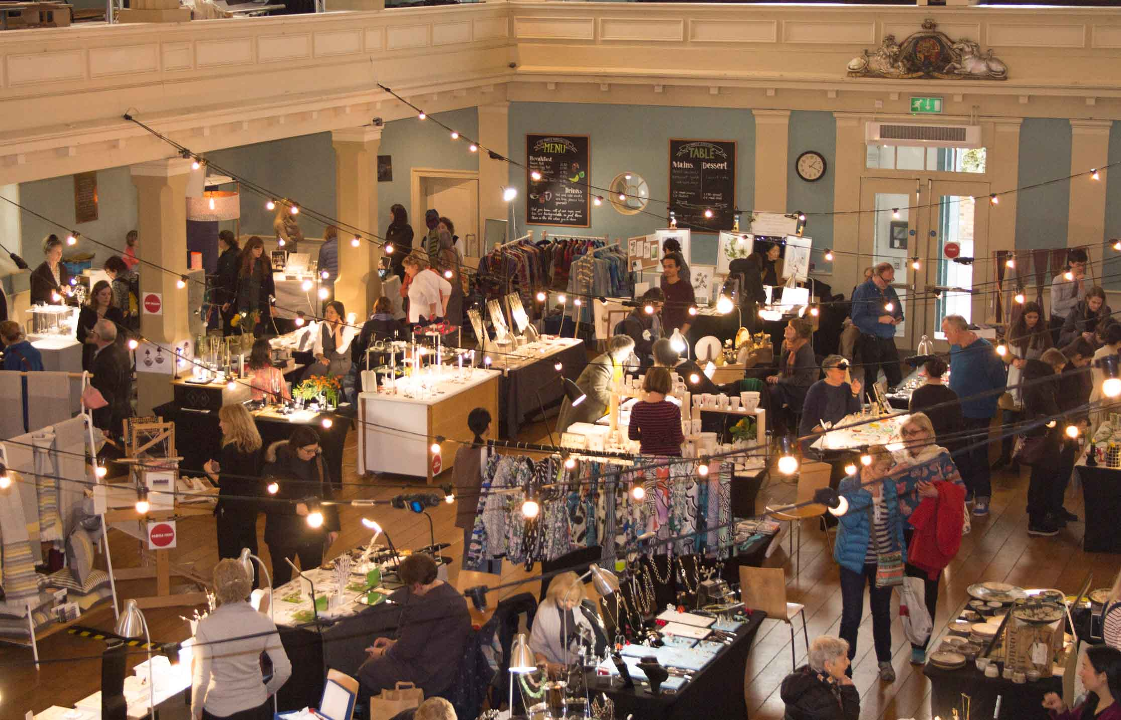 Craft fair at St Mary's Venue Hire, London