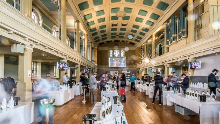 Wine tasting awards at St Mary's Venue Hire, London